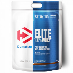 Proteine Elite 100% Whey Dymatize