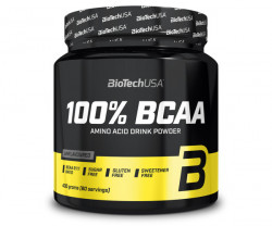 100% BCAA BioTech USA