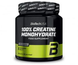 100% Creatine Monohydrate Biotech Usa
