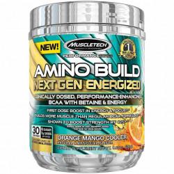 Amino Build Next Gen ENERGIZED Mucle Tech