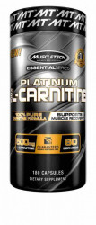Platinum L Carnitina 180 CAPSULE Muscletech