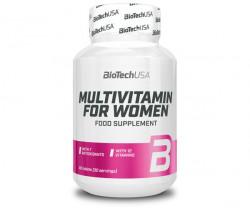 MULTIVITAMIN FOR WOMEN BioTech USA