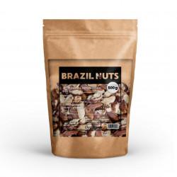 Nuci de Brazilia - GymBeam 500 g