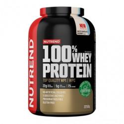 Proteine 100% Whey Protein Nutrend 2250 g