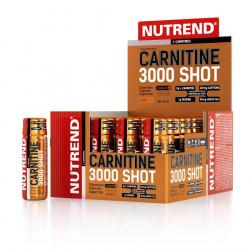 L-CARNITINA 3000 SHOT 20 SHOT-URI X 60 ML Nutrend