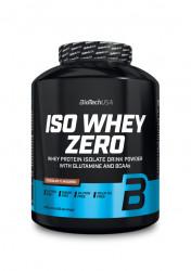 Proteine Iso Whey Zero BioTechUSA 2270 g