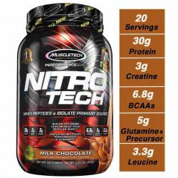 Proteine Nitro Tech Muscletech 900 g