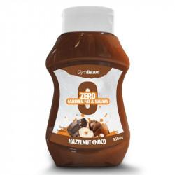 Sirop fără calorii Hazelnut Choco 350 ml - GymBeam