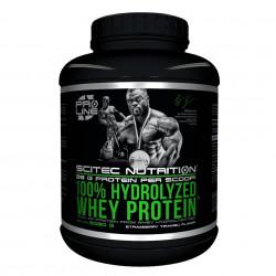 100 % Hydrolized Whey Protein Scitec Nutrition
