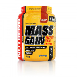 Gainer Mass Gain Nutrend 1000 g