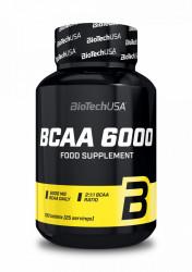 BCAA 6000 BioTech USA 100 capsule