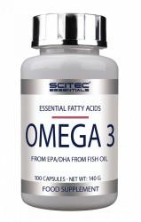 OMEGA 3 (100 Caps) Scitec Nutrition