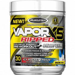 Pre-workout Vapor X5 Ripped 30 SERVIR Muscle Tech