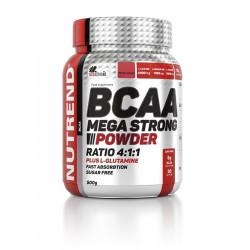 BCAA MEGA STRONG POWDER 500G Nutrend