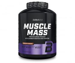 Carbohidrat Muscle Mass Biotech USA 4000 g