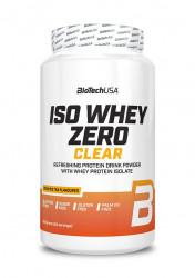 Proteine Iso Whey Zero Clear Biotech USA