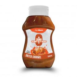 Sirop fără calorii Salted Caramel 350 ml - GymBeam