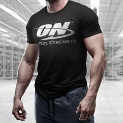 Tricou True Strength - Optimum Nutrition