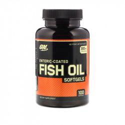 Ulei de pește Fish Oil - Optimum Nutrition