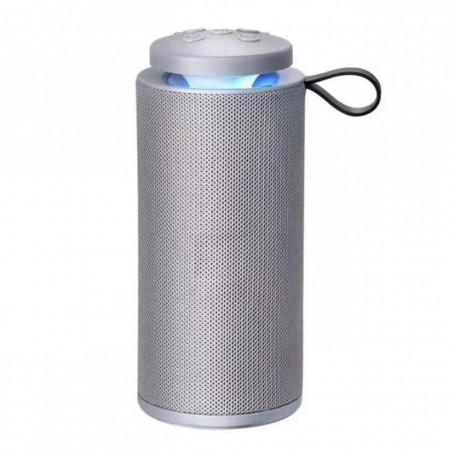 Boxa Portabila GT-112 Gri, Wireless, USB, Card, Radio, Autonomie 2-4 ore