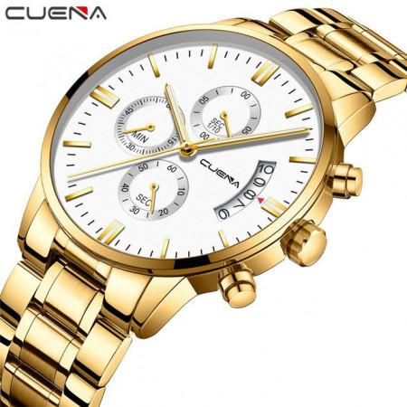 Ceas Barbatesc Quartz Cuena Q107-V4