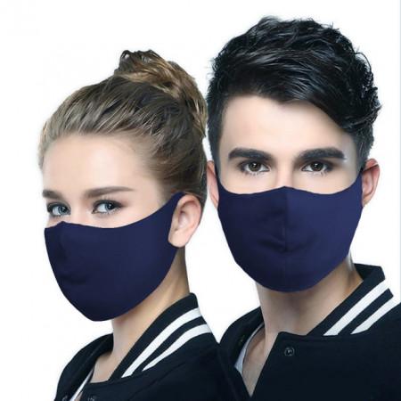 Set 10 buc Masca protectie pentru fata Fashion, Culoare Bluemarin2