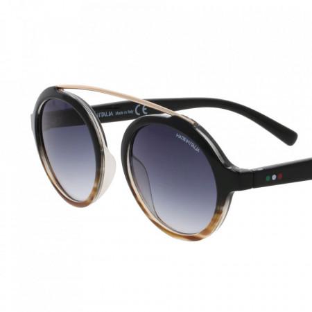Ochelari de soare unisex Made in Italia - GALLIPOLI Nerotart