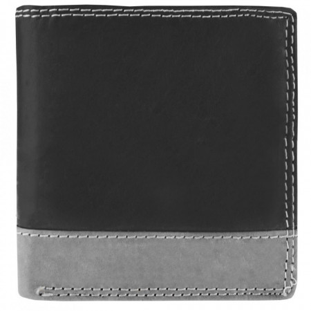 Portofel pentru barbati, protectie RFID, elegant, piele, PMNC37MNC