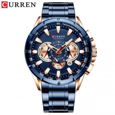 Ceas Barbatesc Curren Cronograf 8363-V1