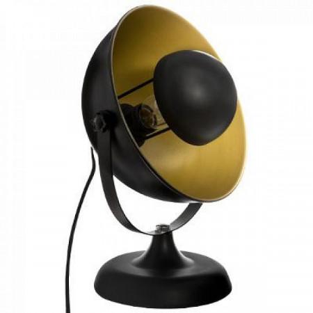 Lampa de masă Parabol Tipo, neagră PM1675653