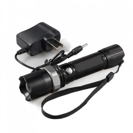 Lanterna Swat - Multifunction LED, 3W, Baterie Reincarcabila 4800mAh