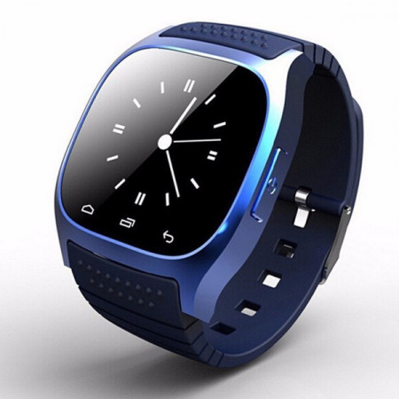 Smartwatch U26 Bluetooth, 1.5 inch, Barometru, Pedometru, Altimetru SW031-V2