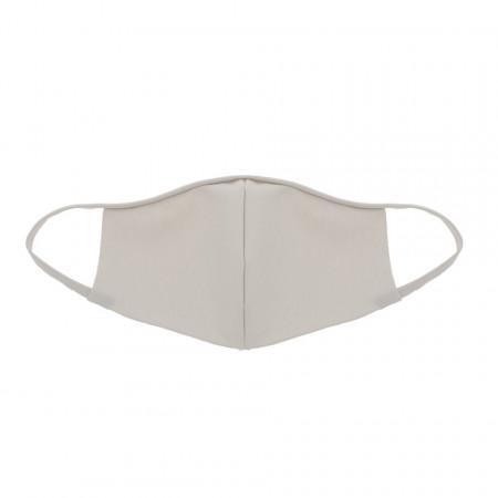 Masca Fashion pentru fata Reutilizabila, fara pliuri, fabricat in Romania, Crem