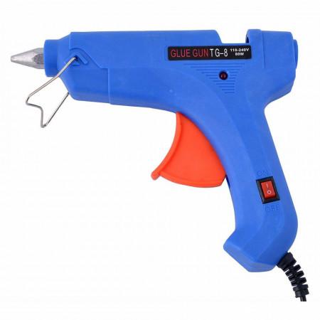 Pistol de lipit cu silicon cald 100W, TG-8