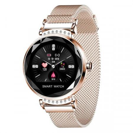 Smart Watch Pentru Femei H2-Gold