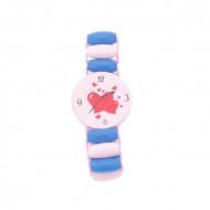 Bratara pentru copii cu desen ceas KID014-V4