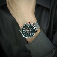 Ceas pentru barbati CR8227-Argintiu/Negru