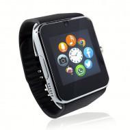 "Ceas Smartwatch cu Telefon IMK, Model 2016, Camera 2.00 Mpx, Apelare BT, LCD Capacitiv 1.54"" Antizgarieturi, Slot Card, Argintiu SW018"