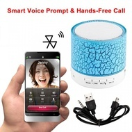 Mini Boxa portabila Bluetooth - Colorful Albastru