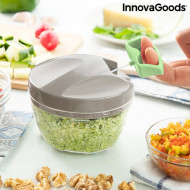 Mini Chopper manual cu funie Spinop InnovaGoods Kitchen Foodies