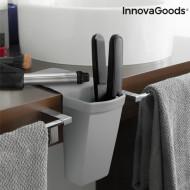Suport organizator de silicon cu ventuze InnovaGoods Home Houseware