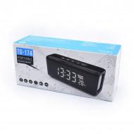 Boxa Portabila TG-174 cu Afisaj Digital,Ceas, Termometru, Radio, MP3, Bluetooth, USB, TF-Card