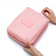 Geanta portabila cosmetice organizator cosmetice L236-V1