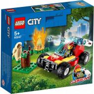 LEGO CITY INCENDIU DE PADURE 60247
