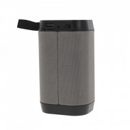 Boxa Portabila Bluetooth, Lanterna, TF, USB, LED LV10-GREY