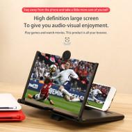 Ecran Lupa efect 3D amplificator de marire pentru telefon mobil ,10 inch, PM-0059