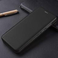 Husa Samsung A12 - Flip Magnet Book Type - Black, A12-M5