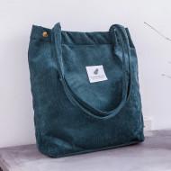 Mini Geanta Fashion din Catifea, Gypsophila, L220-V1