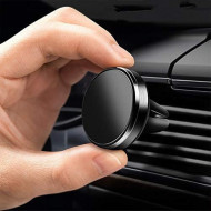 Suport Auto Magnetic Negru Universal Cu 4 Picioruse SA-10308