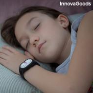 Brățară reîncărcabilă cu ultrasunete împotriva țânțarilor Banic InnovaGoods Home Pest